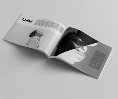 impresion para Revista A5 - Horizontal